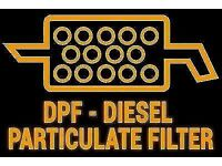 DPF Maintenance Clean Diesel Particulate Filter (DPF)