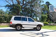 1999 Toyota LandCruiser Wagon Blue Mountain Heights Toowoomba Surrounds Preview