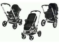 Mothercare Xpedior 3 in one pram