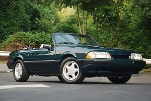 1990 7 UP Mustang LX 5.0