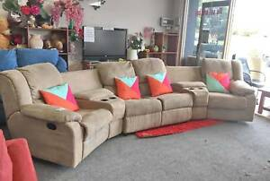 TODAY DELIVERY COMFORTABLE THEATRE RECLINER Sofas Belmont Belmont Area Preview