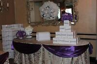 Wedding Decorator .... now booking for 2015
