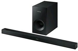SAMSUNG sound bar  K430 WITH SUBWOOFER