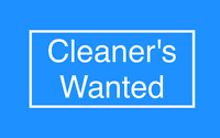 Need 2 Cleaners for morning cleaning in Toronto ASAP