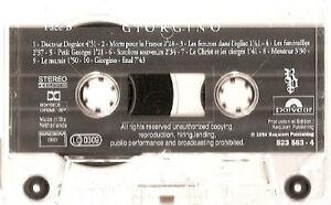 Recherche petite casettes audio
