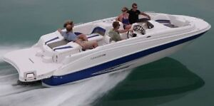 New Price ! 2014 DS215 Glastron Deck Boat