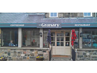Experienced chef required for busy Isle of Skye restaurant.