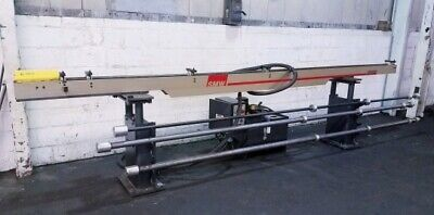 Sameca Omni Bar 4.6 Hydraulic Bar Feed