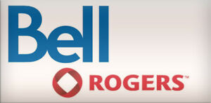 GREAT DEALS ON BELL/ROGERS INTERNET AVAILABLE AT VERY LOW PRICE