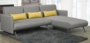 fabric sectional   Canadian Made  with Choice of Colors (IF925)