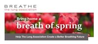 The Lung Association Tulip Campaign