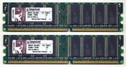 2x1GB DDR 400