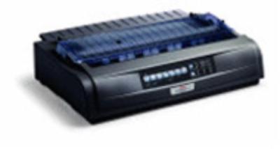 Okidata 92009704 Ml421n Black - Mono - Dot-matrix Printer - Network - 9-pin