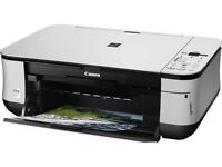 CANON PIXMA MP220 Printer, Scanner and Copier (All in One) - Bargain with cartdidges and CD Software