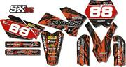 KTM 85 Graphics Kit