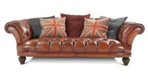 Dfs Used Leather Sofas