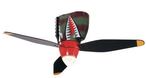 Airplane ceiling fan ebay aloadofball Image collections