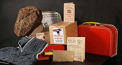 jungen-WW2-1940-Aussiedler Kostüm Set-alles your kinder bedürfnisse 4 1940er