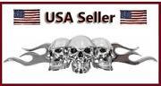 Harley Skull Emblem