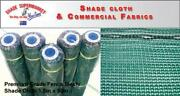Shade Cloth Fence