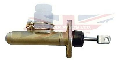 Master Cylinder Cast (New MGB Clutch Master Cylinder 1962-1980 Premium Quality With Cast Iron)