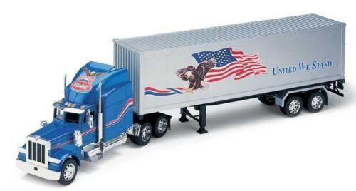 Toy Semi Tractor : Tractor trailer ebay