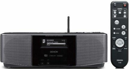Denon S-32 Wi-Fi Network Audio player - iPod Dock, s/hand