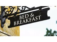 Wanted B & B property/ business to rent.