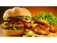 Business Partner Required For Fast Food Takeaway