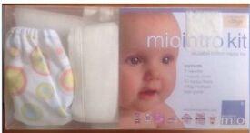 Bambino Mio Intro Kit White Newborn <5kgs