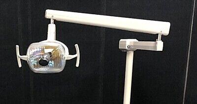 Adec 6300 Dental Examination Post Mount Light