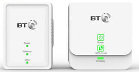 Bt power line - wifi network extender