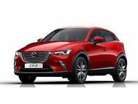 2016 Mazda CX-3 1.5d SE 5 door Diesel Hatchback