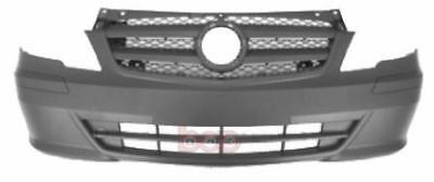 MERCEDES VITO W639 2010   2015 FRONT BUMPER TEXTURED LIKE OEM NEW