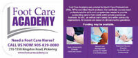 COURSES AVAILABLE FOR NURSES