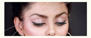 Eyebrow threading Kitchener / Waterloo Kitchener Area image 1