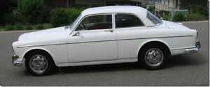 1963 Volvo Amazon 122 with Over-Drive