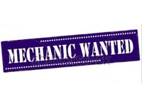Wanted Experienced Part-Time Mechanic!