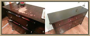 Furniture Touch Up Services, On Site