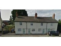 2 BEDROOM MID-TERRACE COTTAGE TO RENT