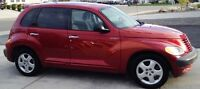 2002 Chrysler PT Cruiser 4 Dr Hatchback Hatchback