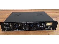 Universal Audio LA-610 MK II Microphone Preamp LA-2A style Compressor/Limiter