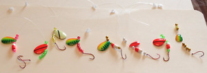 Hand made fishing lures