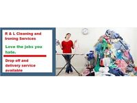 R & L Cleaning and Ironing Services - We LOVE the jobs you hate!!