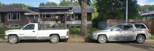 Package 1998 Dodge Truck & 2002 GMC Envoy SLT Loaded