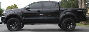 2017 FORD RANGER 3.2 TURBO DIESEL 4X4 BLACK OPS,REGO AND RWC