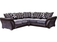*SALE* BRAND NEW FACTORY SEALED - SHANNON CORNER SUITE or 3+2 SOFA £379.99