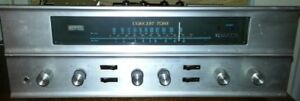 Kenwood/Trio KW33 Tube AM/FM stereo receiver made in Japan