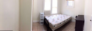 All inclusive 1 bedroom available in a 2 bedroom apartment