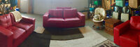 Couch, chair, love seat
